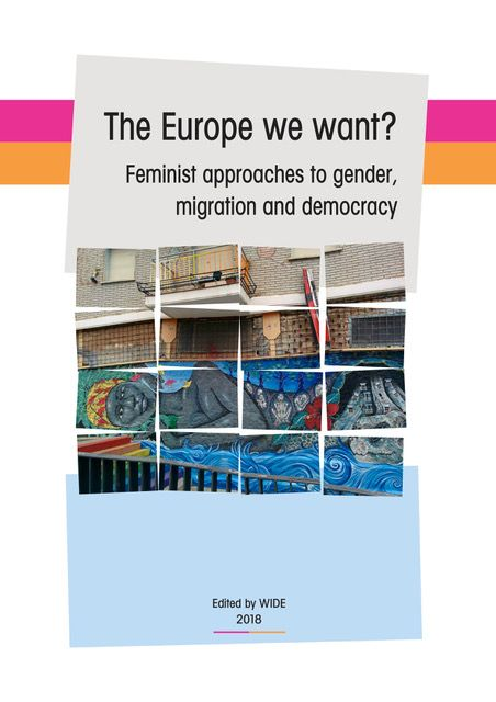 WIDE Europe frontpage