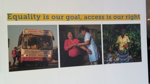 CSW63 Equality goal Access right kl