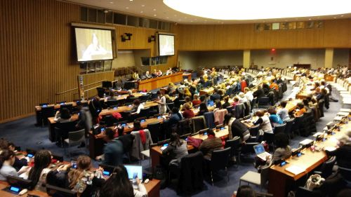 CSW63 NGO Morning Briefing 15 3 2019 kl