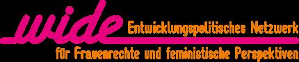 WIDE Netzwerk Logo